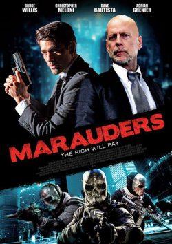 دانلود رایگان فیلم Marauders 2016