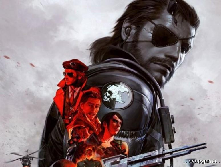 تاریخ انتشار بازی Metal Gear Solid 5: The Definitive Experience مشخص شد (به همراه فهرست تمام بسته های الحاقی)