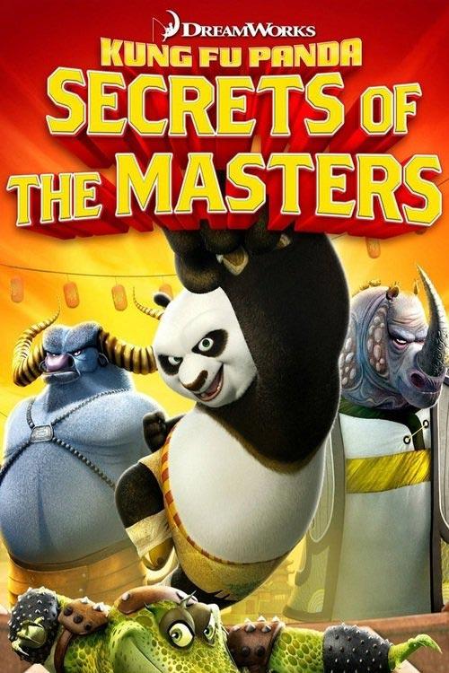 دانلود انیمیشن Kung Fu Panda: Secrets of the Masters 2011