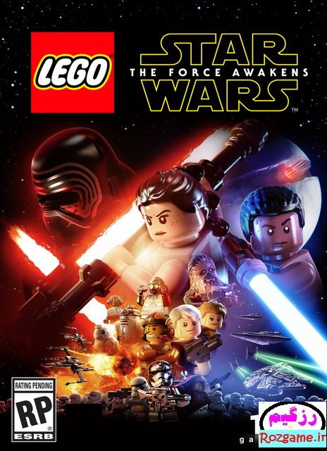 دانلود بازی LEGO STAR WARS The Force Awakens برای PC