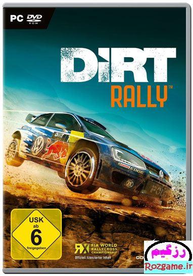 دانلود DiRT Rally   بازی رالی حرفه ای برای PC
