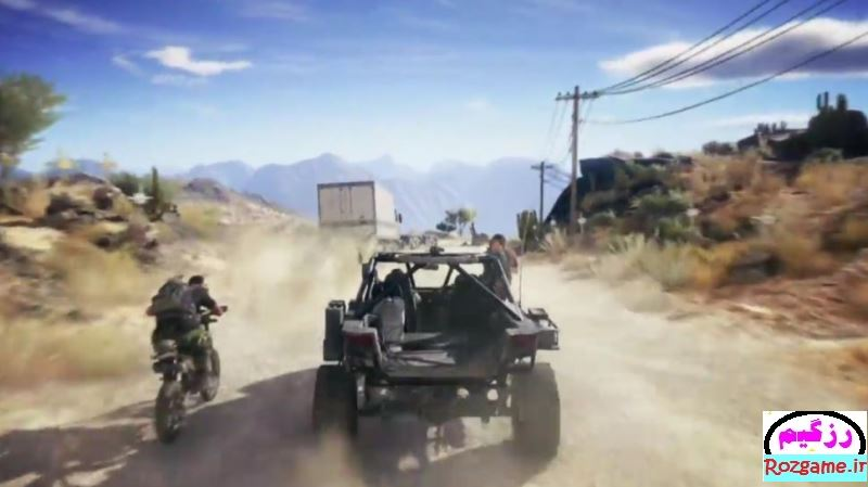 دانلود بازی Tom Clancys Ghost Recon Wildlands برای PC