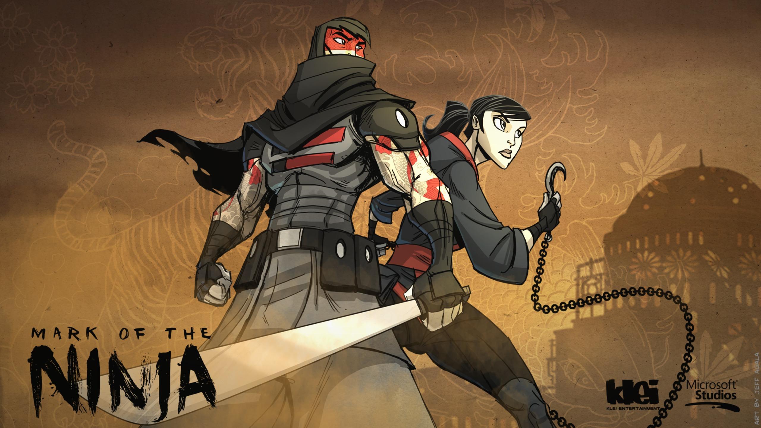 دانلود بازی Mark of the Ninja برای کامپیوتر
