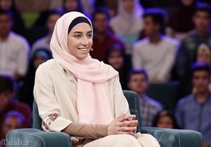 کیمیا علیزاده از بهترین لحظات زندگی اش می گوید
