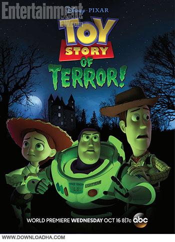 دانلود انیمیشن داستان اسباب بازی ها ترور Toy Story of Terror 2013