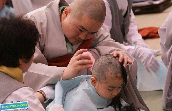 جشن تولد بودا در کره جنوبی