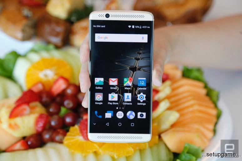 زد تی ای گوشی هوشمند Axon 7 Mini را رونمایی کرد