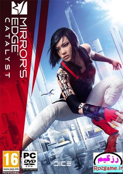دانلود بازی Mirrors Edge Catalyst برای PC
