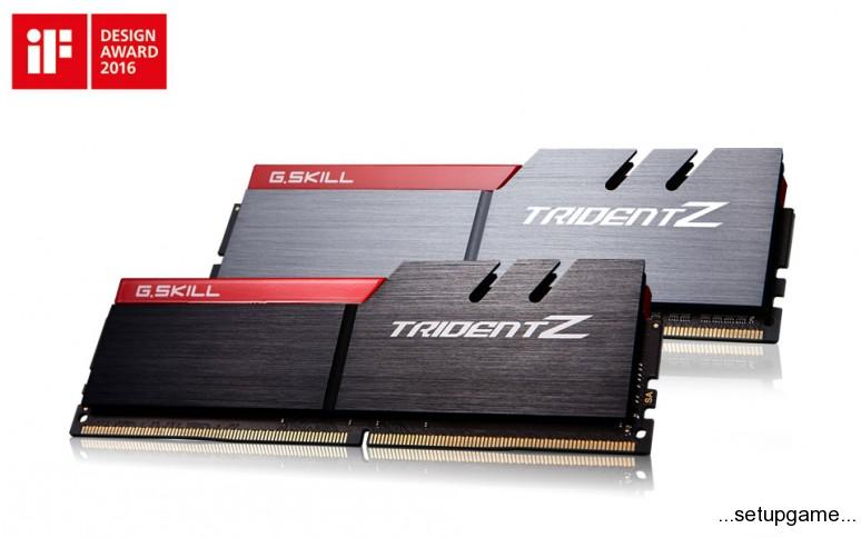 G.Skill باز هم DDR4 را شرمنده خود کرد!