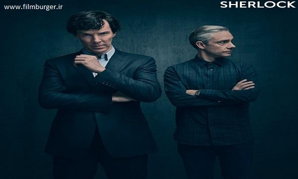 فصل آخر سریال شرلوک مشخص شد !!