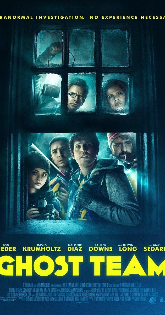دانلود رایگان فیلم Ghost Team 2016