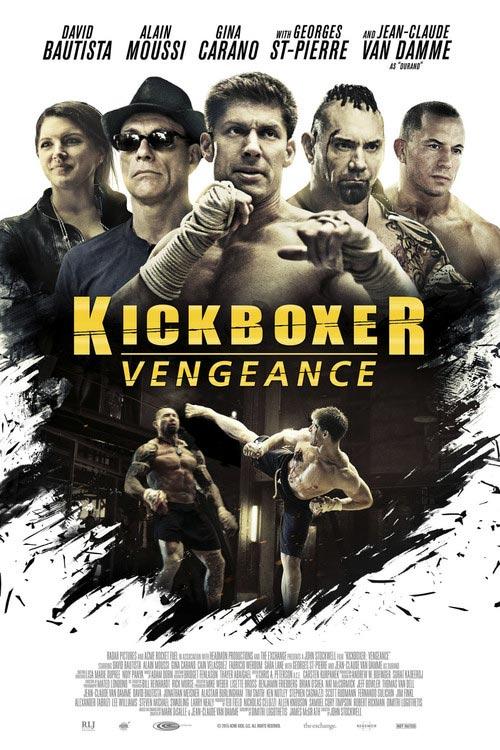 دانلود رایگان فیلم Kickboxer Vengeance 2016
