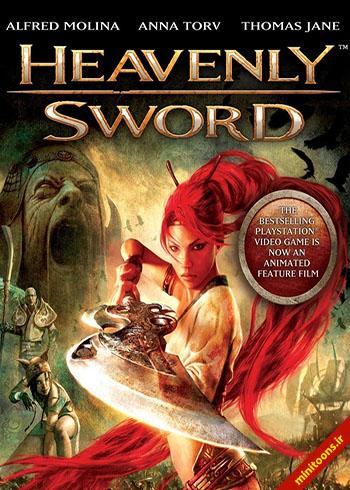 دانلود انیمیشن Heavenly Sword 2014