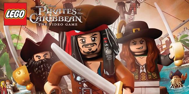 دانلود نسخه فشرده بازی LEGO Pirates of the Caribbean برای PC
