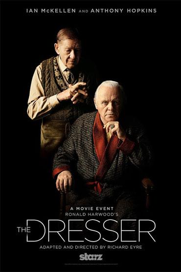 دانلود رایگان فیلم The Dresser 2015