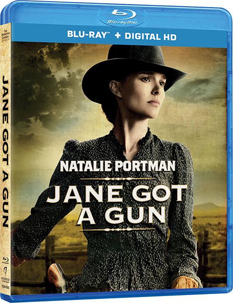 دانلود دوبله فارسی فیلم Jane Got a Gun 2016