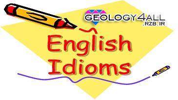 اصطلاحات انگلیسی زمین شناسی