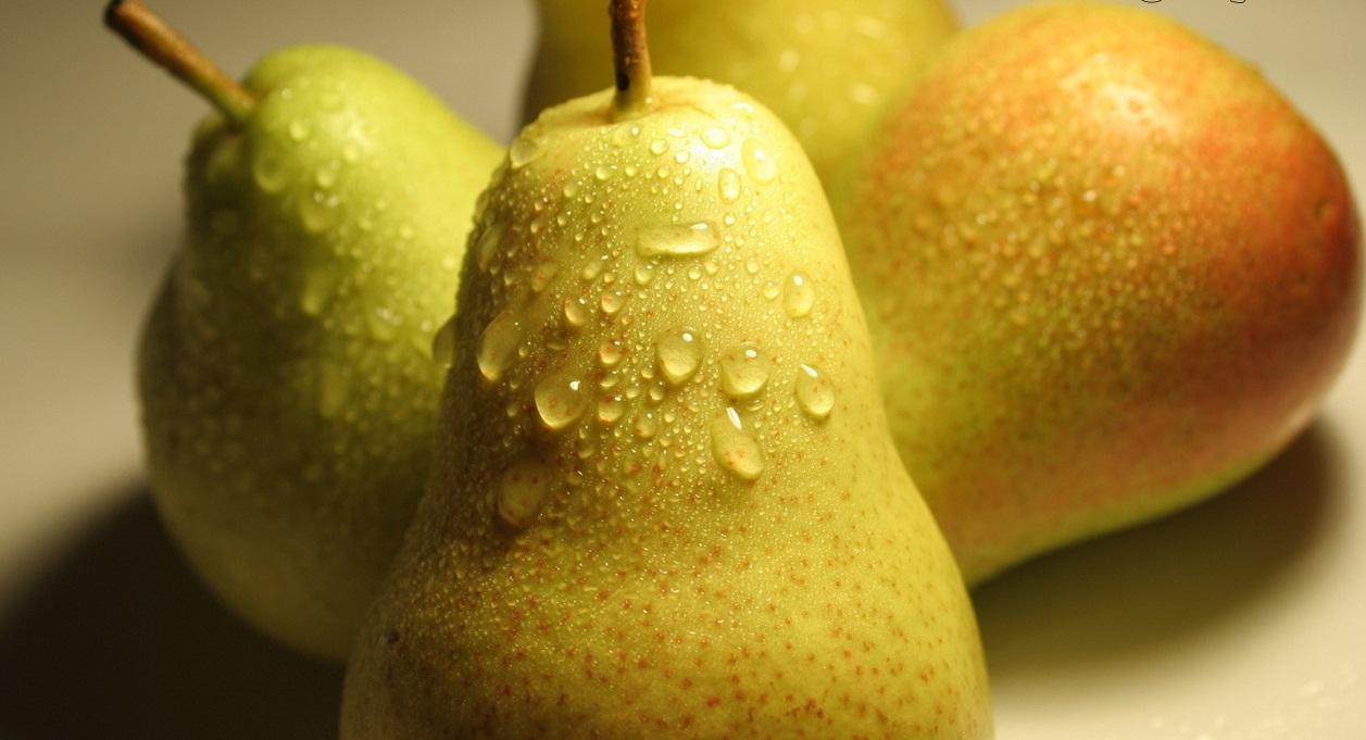 خواص گلابي Pear