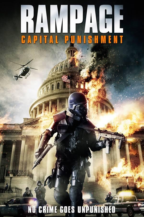 دانلود رایگان فیلم Rampage President Down 2016