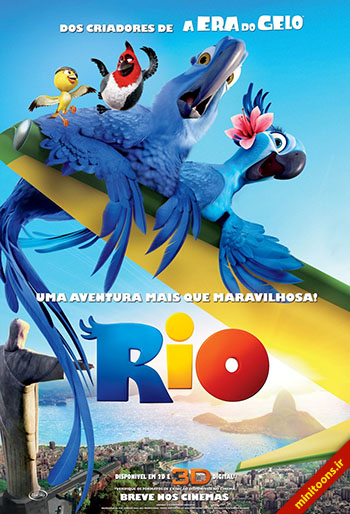 دانلود انیمیشن ریو _Rio2011