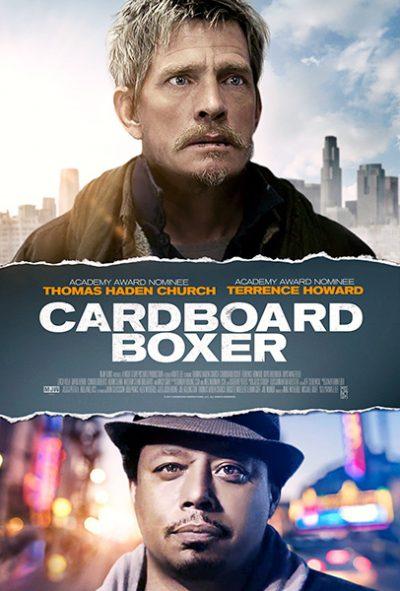 دانلود رایگان فیلم Cardboard Boxer 2016