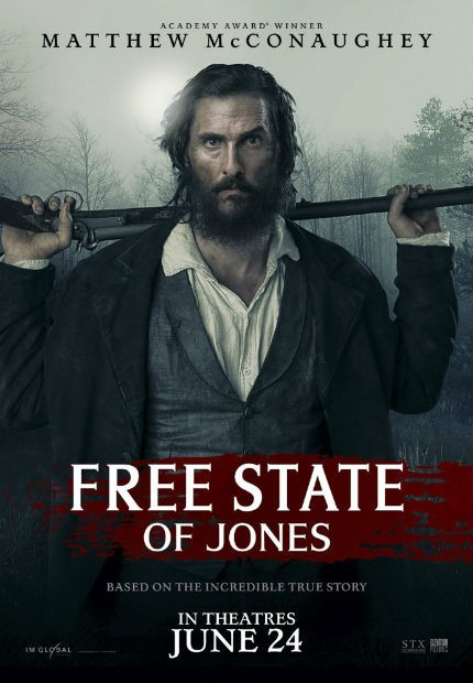دانلود رایگان فیلم Free State Of Jones 2016