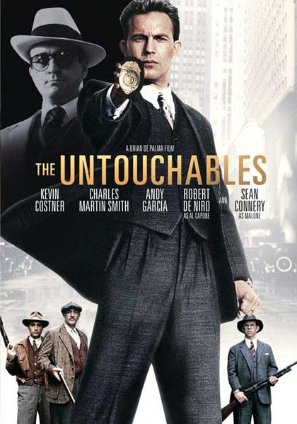 دانلود رایگان فیلم The Untouchables 1987