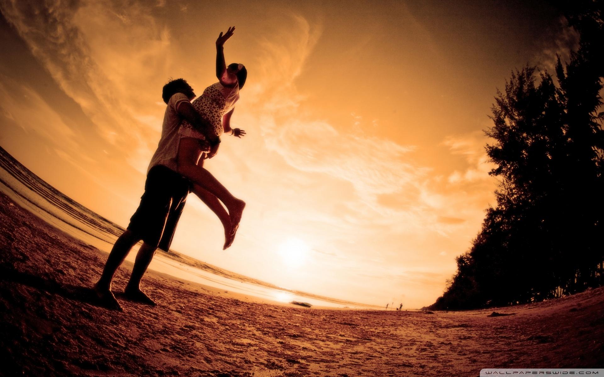 والپیپر عشق و شادی