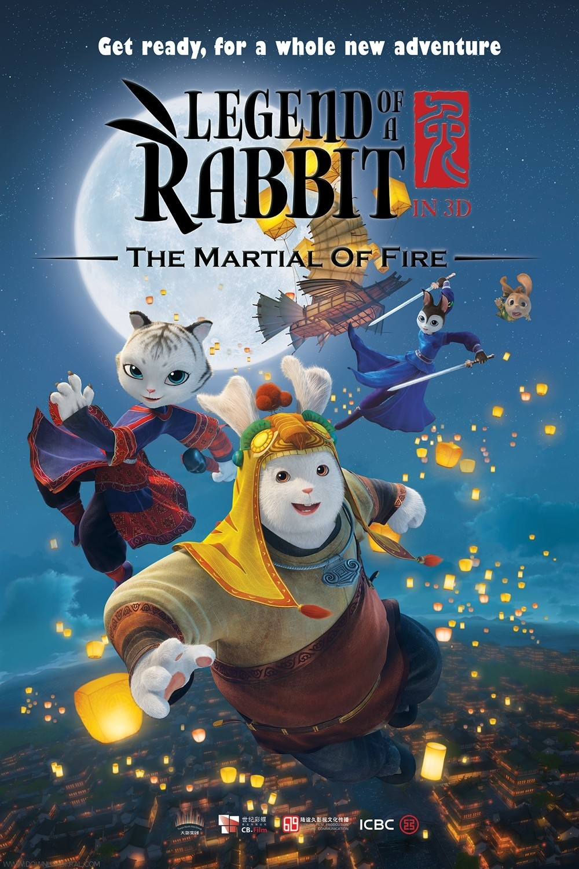 دانلود انیمیشن افسانه خرگوش با دوبله فارسی