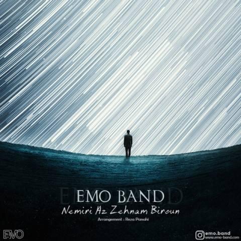 دانلود آهنگ نمیری از ذهنم بیرون از Emo Band