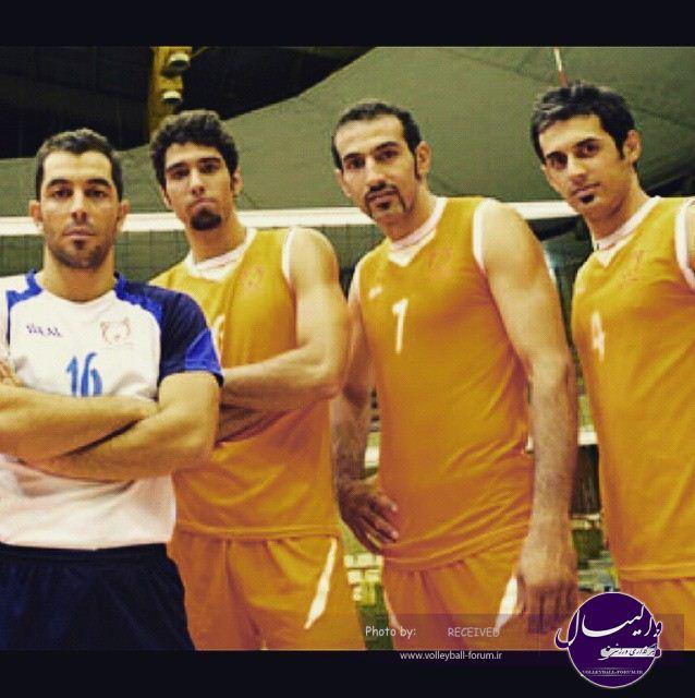 نوستالژی/بازیکنان تیم ملی ایران