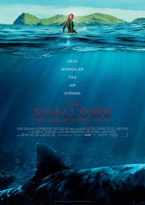 دانلود رایگان فیلم The Shallows 2016