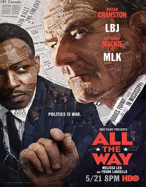 دانلود رایگان فیلم All The Way 2016