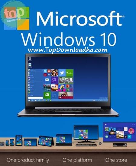 دانلود آخرین نسخه ویندوز 10 – Windows 10
