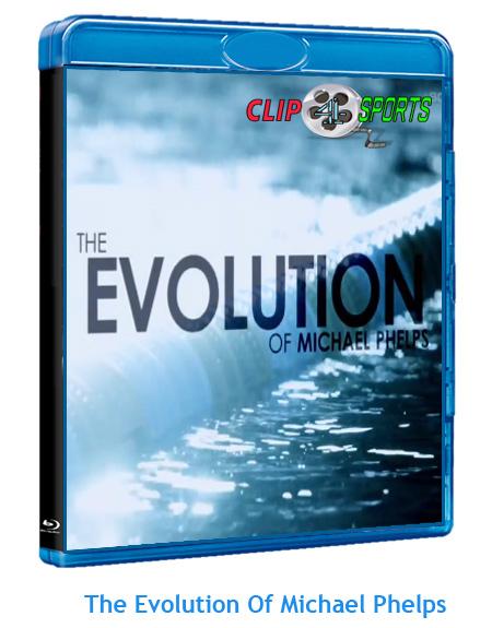 دانلود مستند انقلاب مایکل فلپس ۲۰۱۶ The Evolution Of Michael Phelps