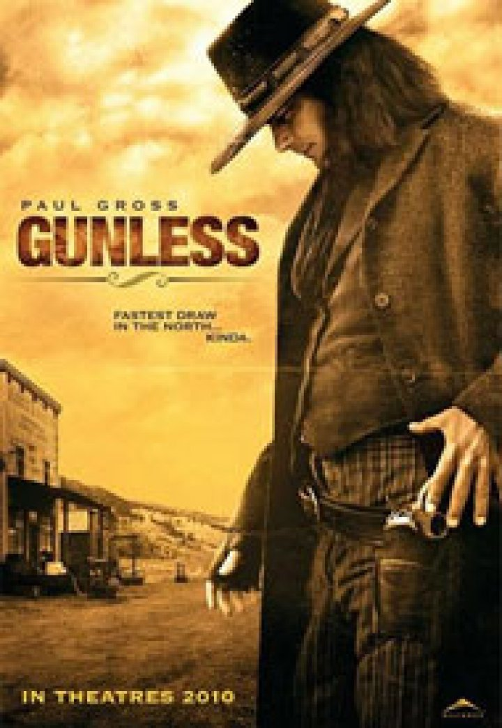 دانلود رایگان فیلم Gunless 2010