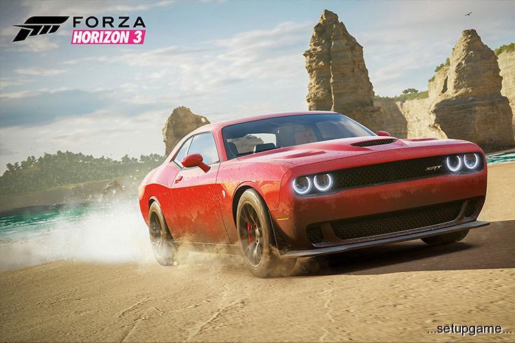 دموی بازی Forza Horizon 3 بزودی منتشر میشود