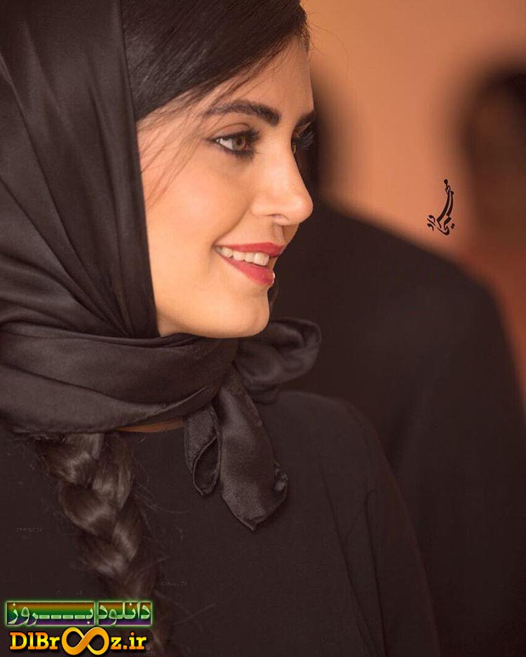 عکسهای الناز شاکردوست در نمایشگاه آثار مهدى منصورى