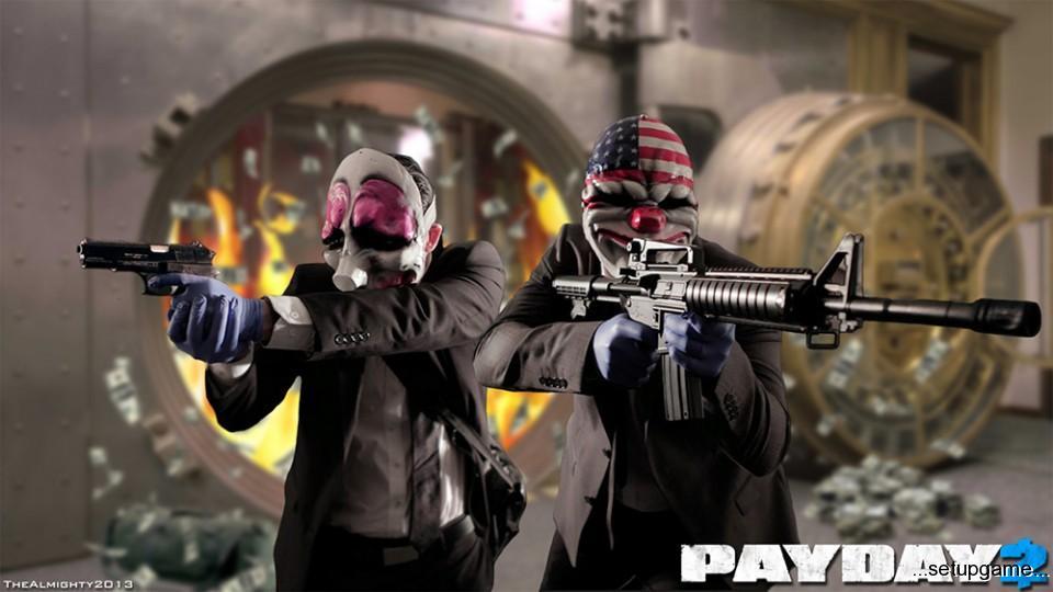 محتوای دانلودی جدیدی برای Payday 2 منتشر شد توسط بهزاد ناصرفلاح در 2 روز پیش
