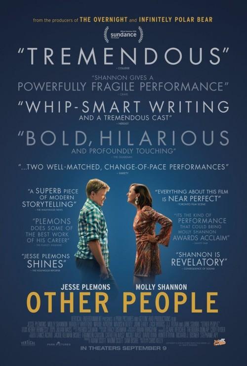 دانلود رایگان فیلم Other People 2016