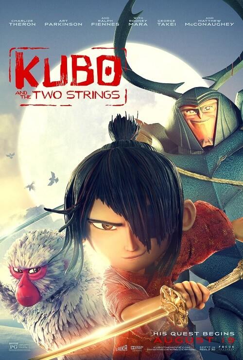 دانلود رایگان انیمیشن Kubo And The Two Strings 2016