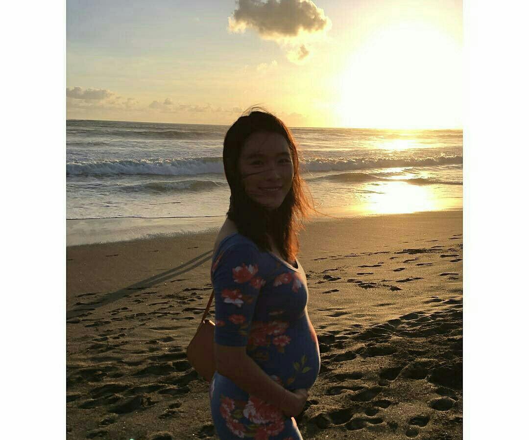 کاهی عضو سابق Afterschool با انتشار عکسی که در بالی گرفته شده روند رشد بچه رو نشون میده