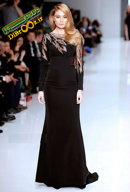 مدل لباس شب 95 /2016