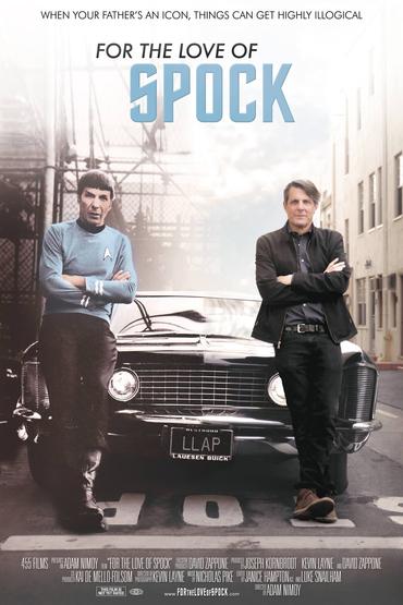 دانلود رایگان فیلم For The Love Of Spock 2016