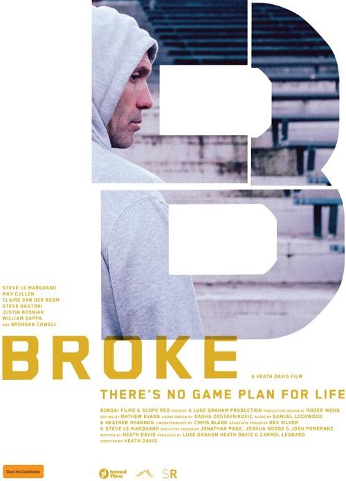 دانلود رایگان فیلم Broke 2016