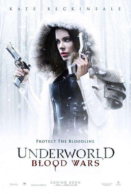 دانلود رایگان فیلم Underworld Blood Wars 2017