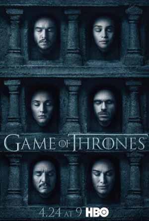 دانلود فصل ششم سریال game of thrones به طور کامل