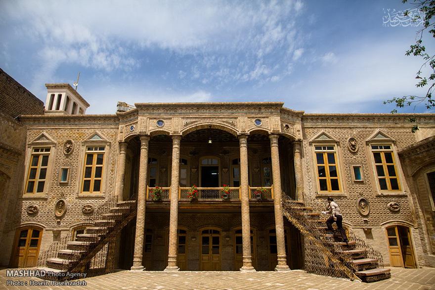 خانه داروغه مشهد برنده جایزه ۲۰۱۶ آسیا و اقیانوسیه یونسکو شد+تصاویر