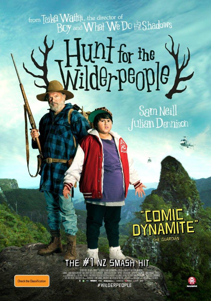 دانلود رایگان فیلم Hunt For The Wilderpeople 2016
