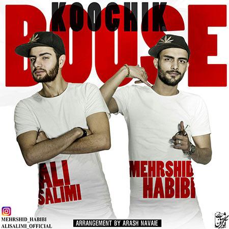 دانلود آهنگ جدید مهرشید حبیبی و علی سلیمی به نام بوس کوچیک